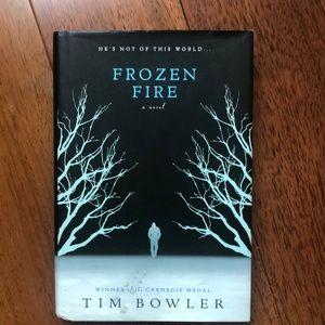 Tim Bowler - Frozen Fire